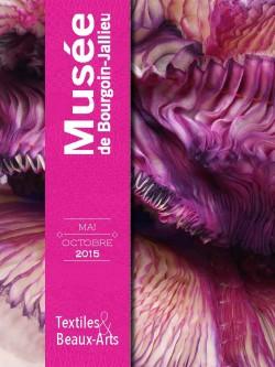 À la rencontre des savoir-faire textile, Musée de Bourgoin Jailleu avec Sophie Guyot
