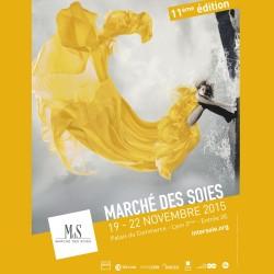 Marché des soies 2015 festival de la soie Lyon