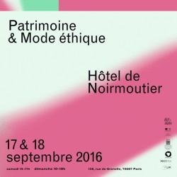 Patrimoine & Éthique, Exposition organisée dans le cadre des Journées Européennes du Patrimoine.