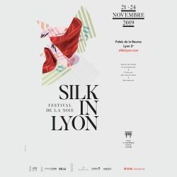 Silk in Lyon, festival de la soie 2019