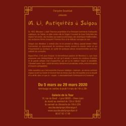 Monsieur LI, antiquité à Saïgon