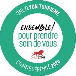ONLYLYON tourisme charte sérénité 2020