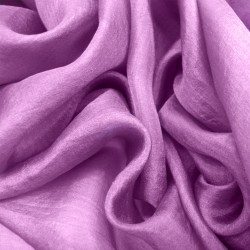 stole 250 plain in fine silk canvas, a sophie guyot silks creation, made in Lyon France