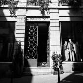 Sophie Guyot - silks workshop and shop